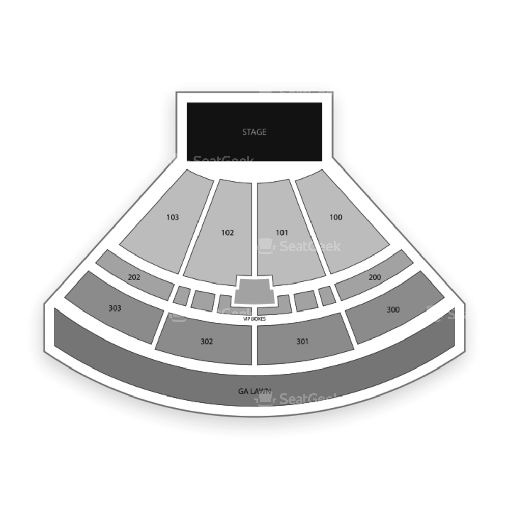 The Pavilion at Toyota Music Factory Seating Chart Comedy