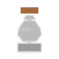 San Jose Center For The Performing Arts Seating Chart Map Seatgeek
