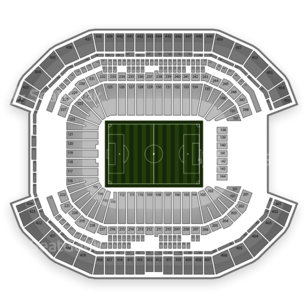 University of Phoenix Stadium Seating Chart International Soccer