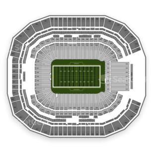 Super Bowl Seating Chart