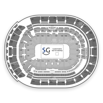 Nationwide Arena seating chart Marvel Universe Live
