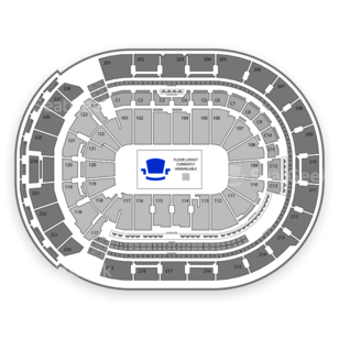 World Cup of Hockey Seating Chart