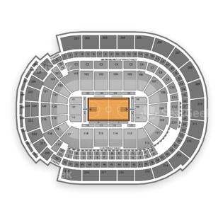 Nationwide Arena Seating Chart NCAA Basketball