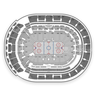 Columbus Blue Jackets Seating Chart