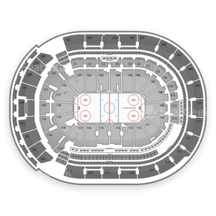 Ohio State Buckeyes Hockey Seating Chart