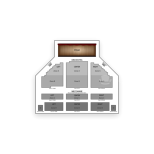 Bernard B Jacobs Theatre Seating Chart Concert