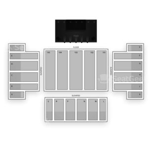 Trump Taj Mahal Seating Chart Comedy