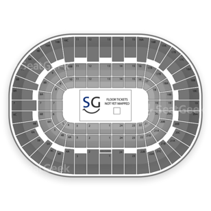 Valley View Casino Center Seating Chart Wwe