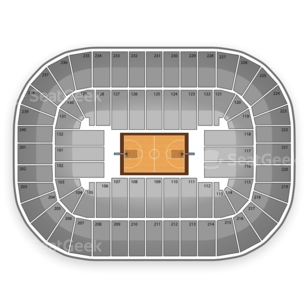 Greensboro Coliseum Seating Chart NCAA Womens Basketball