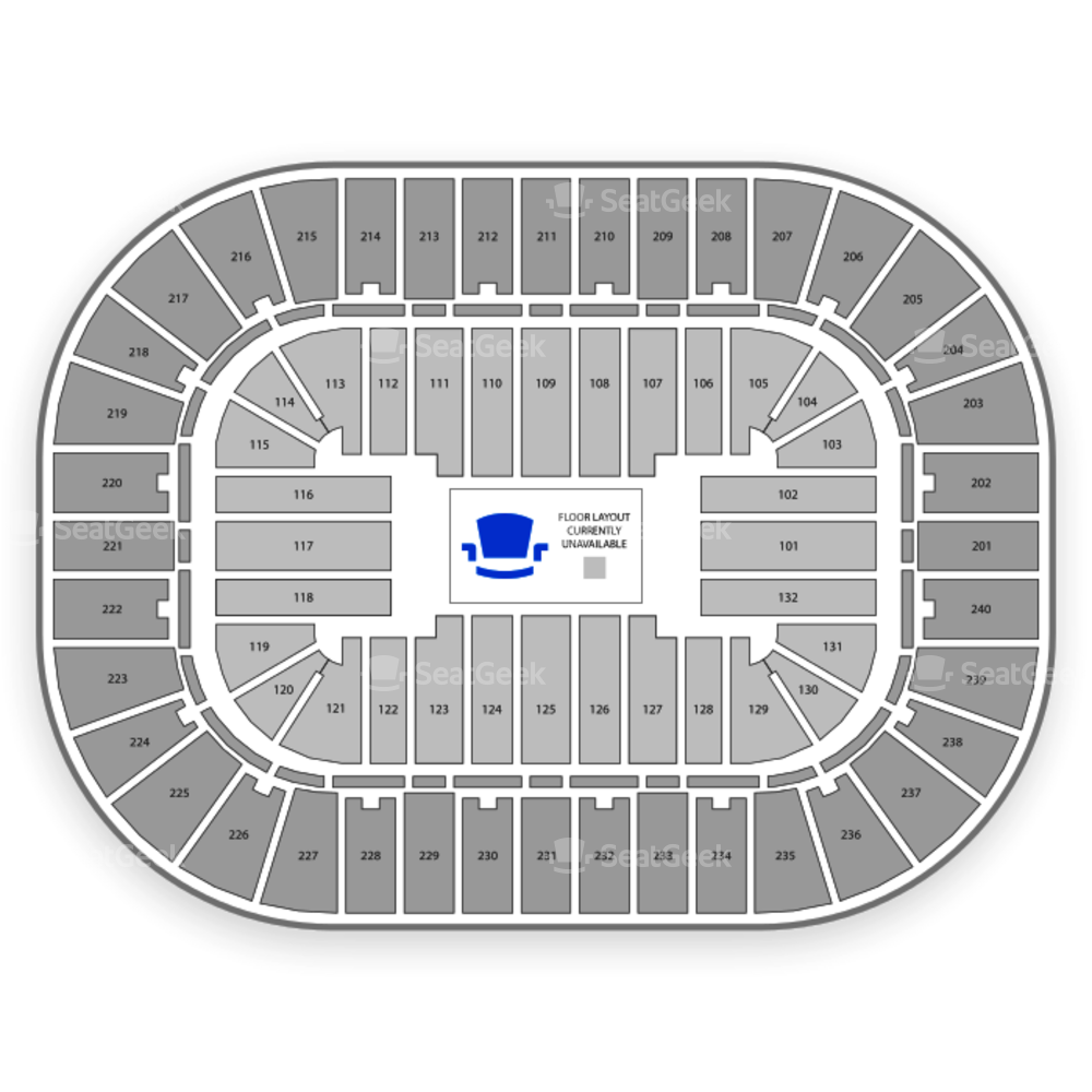 Greensboro Coliseum Seating Chart Parking