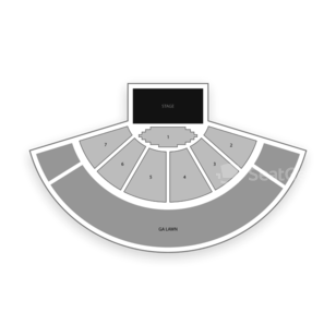 Greensboro Coliseum Seating Chart Comedy