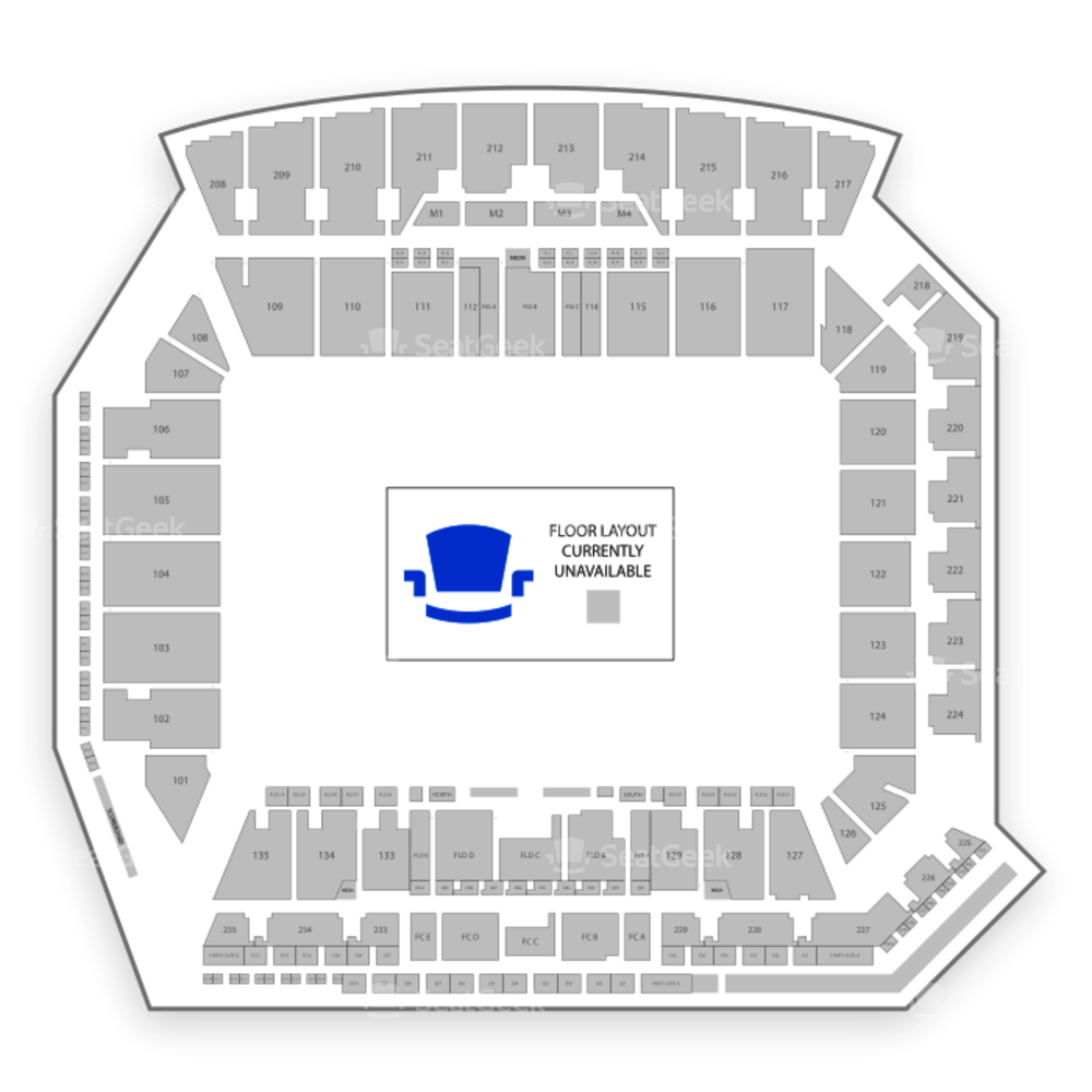U.S. Women's National Soccer Team Seating Chart