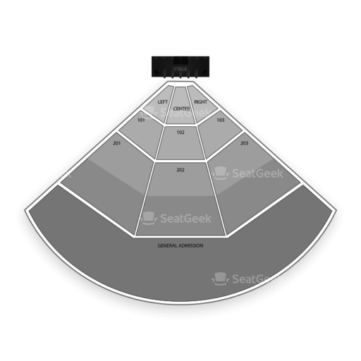 Oklahoma City Zoo Amphitheatre Seating Chart