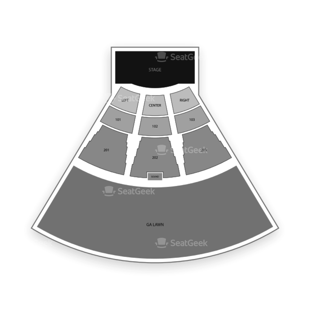 Oklahoma City Zoo Amphitheatre Seating Chart Concert