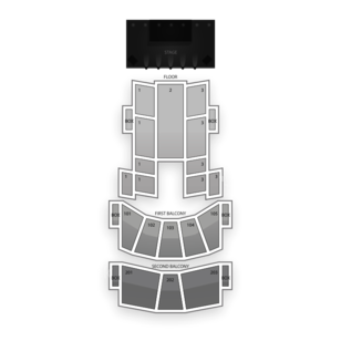Hammerstein Ballroom Seating Chart Dance Performance Tour