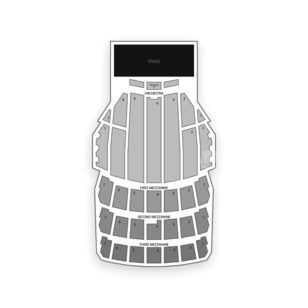 Radio City Music Hall Seating Chart Comedy