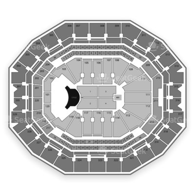 19 Lovely Yum Center Seating Chart Seat Numbers