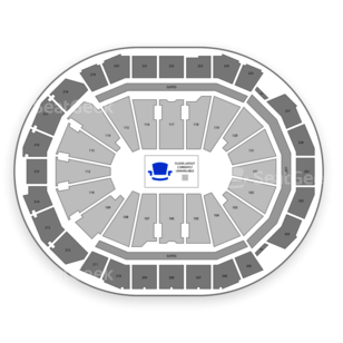 Wisconsin Entertainment and Sports Center Seating Chart Rodeo