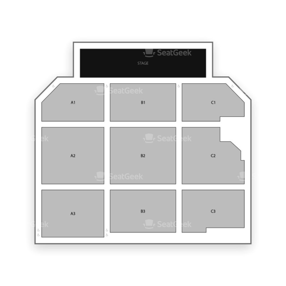 Xcite Center at Parx Casino Seating Chart Concert