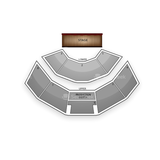 The Venetian Resort Hotel Casino Seating Chart