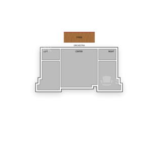 New World Stages / Stage 2 Seating Chart Concert