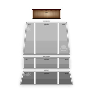 Bergen Performing Arts Center Seating Chart Classical