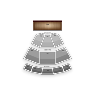 Chi Showroom - Planet Hollywood Seating Chart Concert