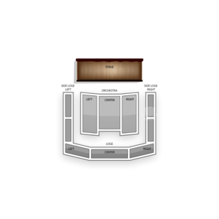 Vogel Hall at Marcus Center Seating Chart Theater