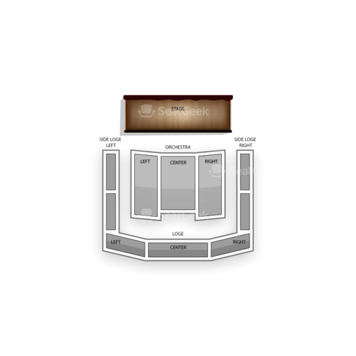 Vogel Hall at Marcus Center Seating Chart Classical Opera