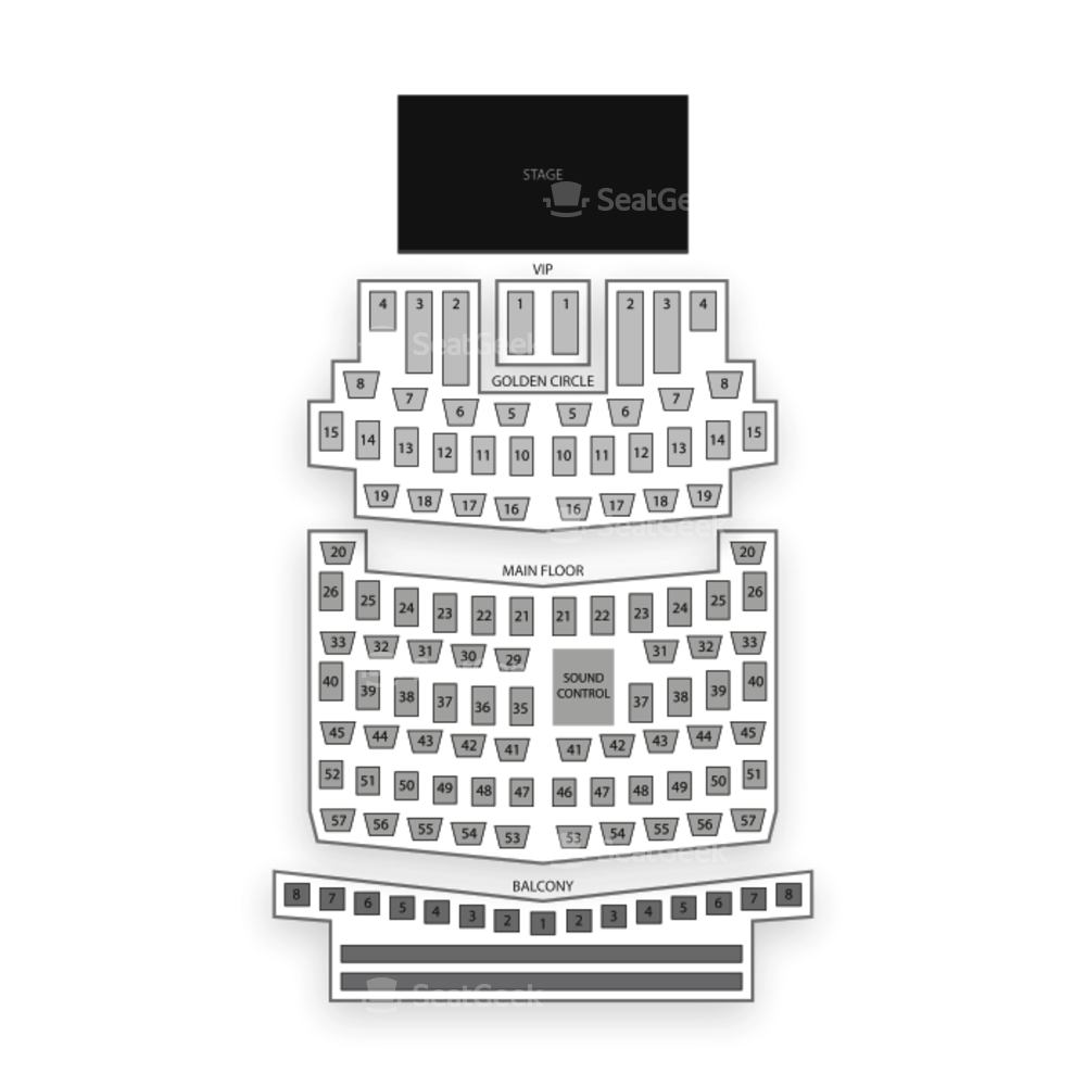 Flamingo Las Vegas Seating Chart Comedy