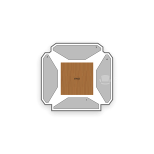 Marriott Theater Seating Chart Family