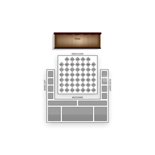 Gem Theatre Seating Chart Concert