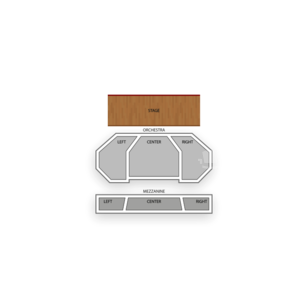 Union Square Theatre Seating Chart Broadway Tickets National