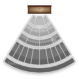 Tanglewood Seating Chart Classical