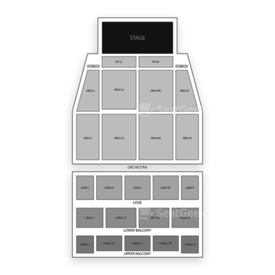 Tower Theater Seating Chart Snow Patrol