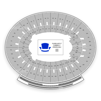 Ucla Bruins Football At Rose Bowl Section 5 View All Seating Charts