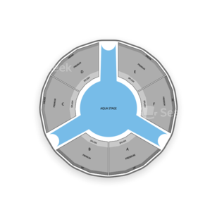 Encore Theater Seating Chart Theater
