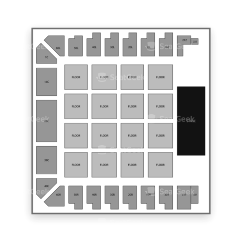Westchester County Center Seating Chart Concert