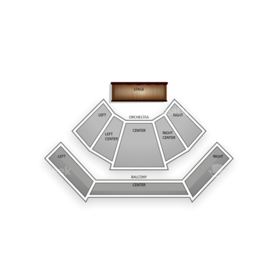 CityStage seating chart Matt Lewis