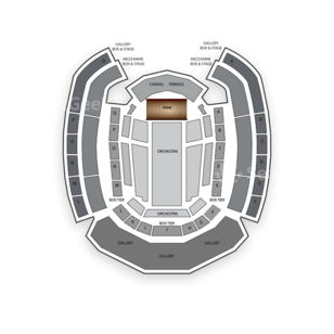 The Palladium Carmel Seating Chart Dance Performance Tour