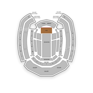 The Palladium at Center for the Performing Arts Seating Chart Family