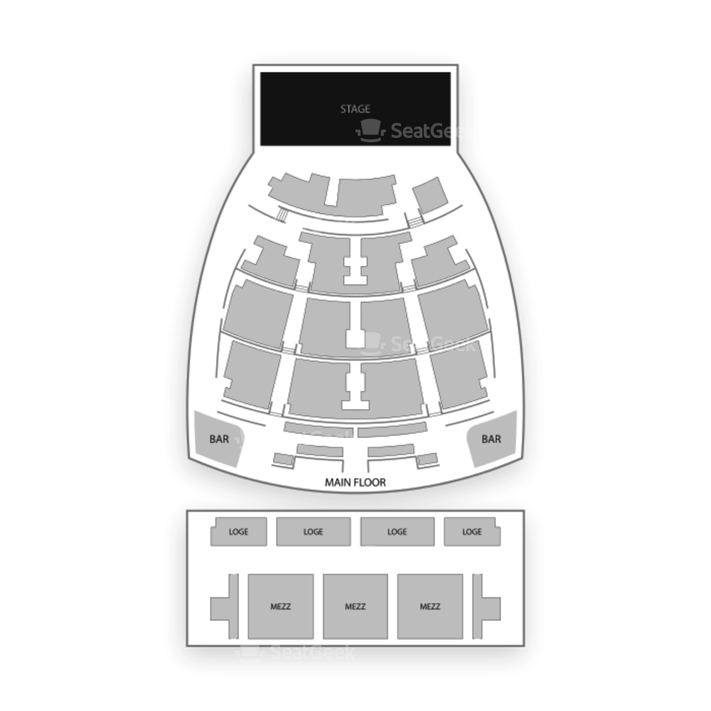 The Wiltern Seating Chart Classical
