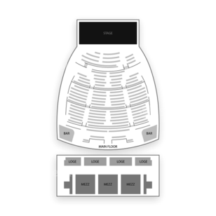 The Wiltern Seating Chart Comedy