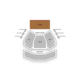 Steppenwolf Theatre Seating Chart Concert