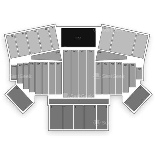 California Mid State Fair Seating Chart Concert