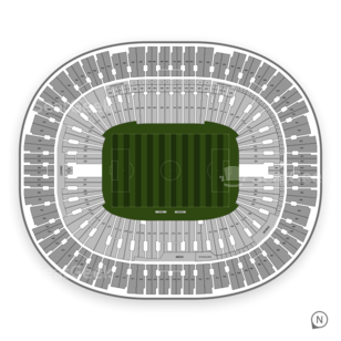 Canada Sevens Tournament Seating Chart