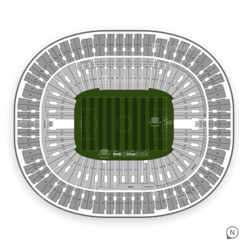 BC Place Stadium Seating Chart | SeatGeek