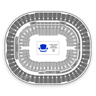 BC Place Stadium Seating Chart Music Festival