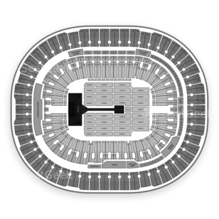 BC Place Stadium Seating Chart Concert