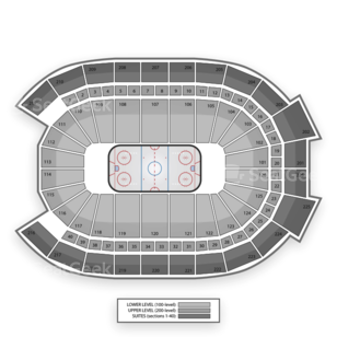 Hershey Bears Seating Chart